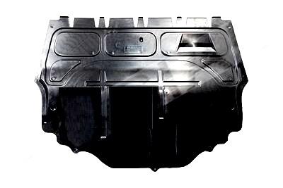 Motor Alt Muhafaza Dizel - Volkswagen -  Polo  2002 - 2014