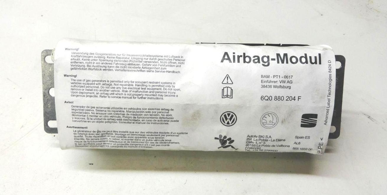 Yolcu Airbag - Volkswagen - Polo Hb