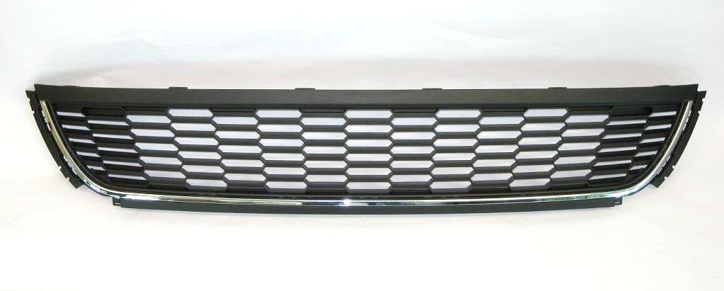 Tampon Izgarası Kromlu - Volkswagen - Polo Hb 2009 - 2012