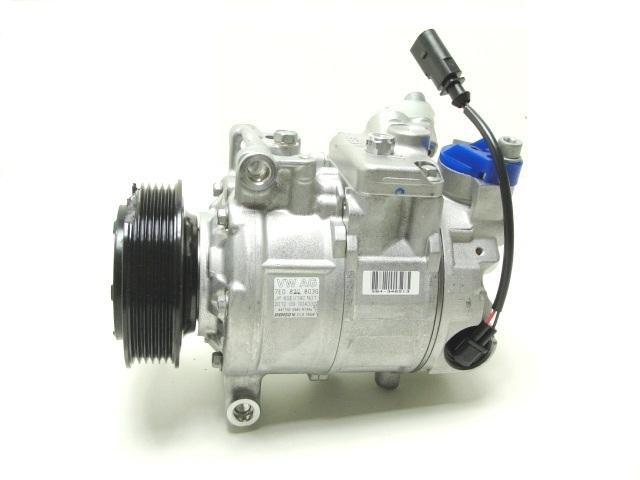 Klima Kompresörü - Volkswagen - Transporter - T6 - Amarok