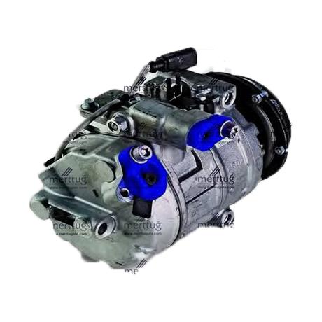 Klima Kompresörü - Transporter T5 - 2.5 TDI AXD - AXE Motor Toureg 2.5 TDI BAC Motor