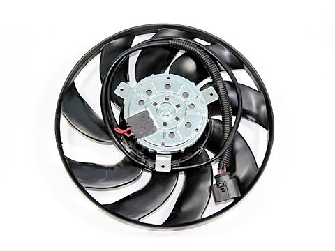 Fan Motoru Set - Volkswagen - Transporter - T5