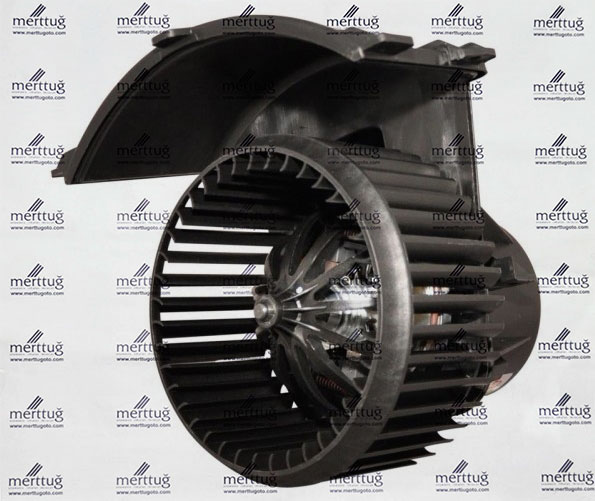 Kalorifer Motoru - Transporter T5