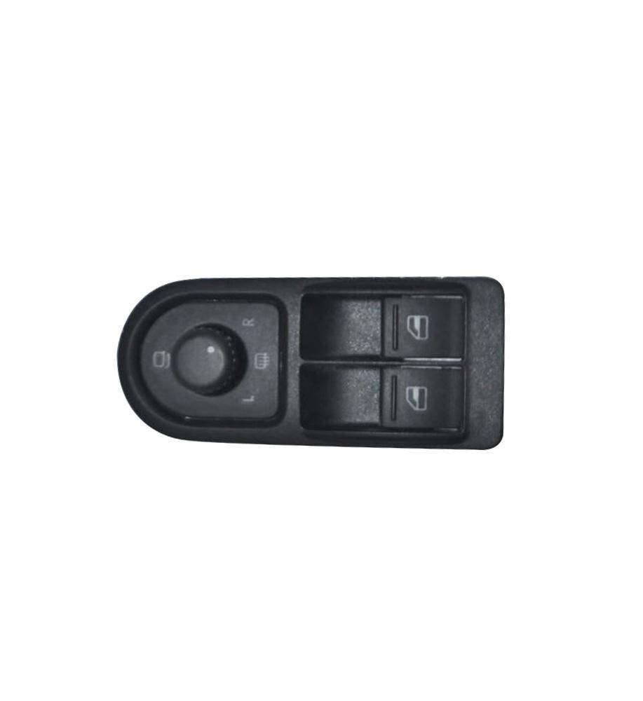 Cam Düğmesi Set  Komple Katlanır Ayna -  Volkswagen - Transporter  - T5 - T6