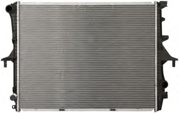 Radyatör - Touareg  3.0TDI - Audi Q7  3.0TDI