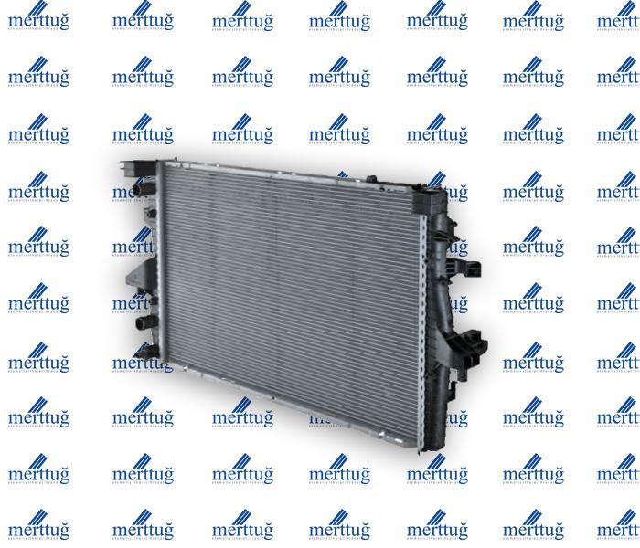 Radyatör - Transporter T5  2003>>2005