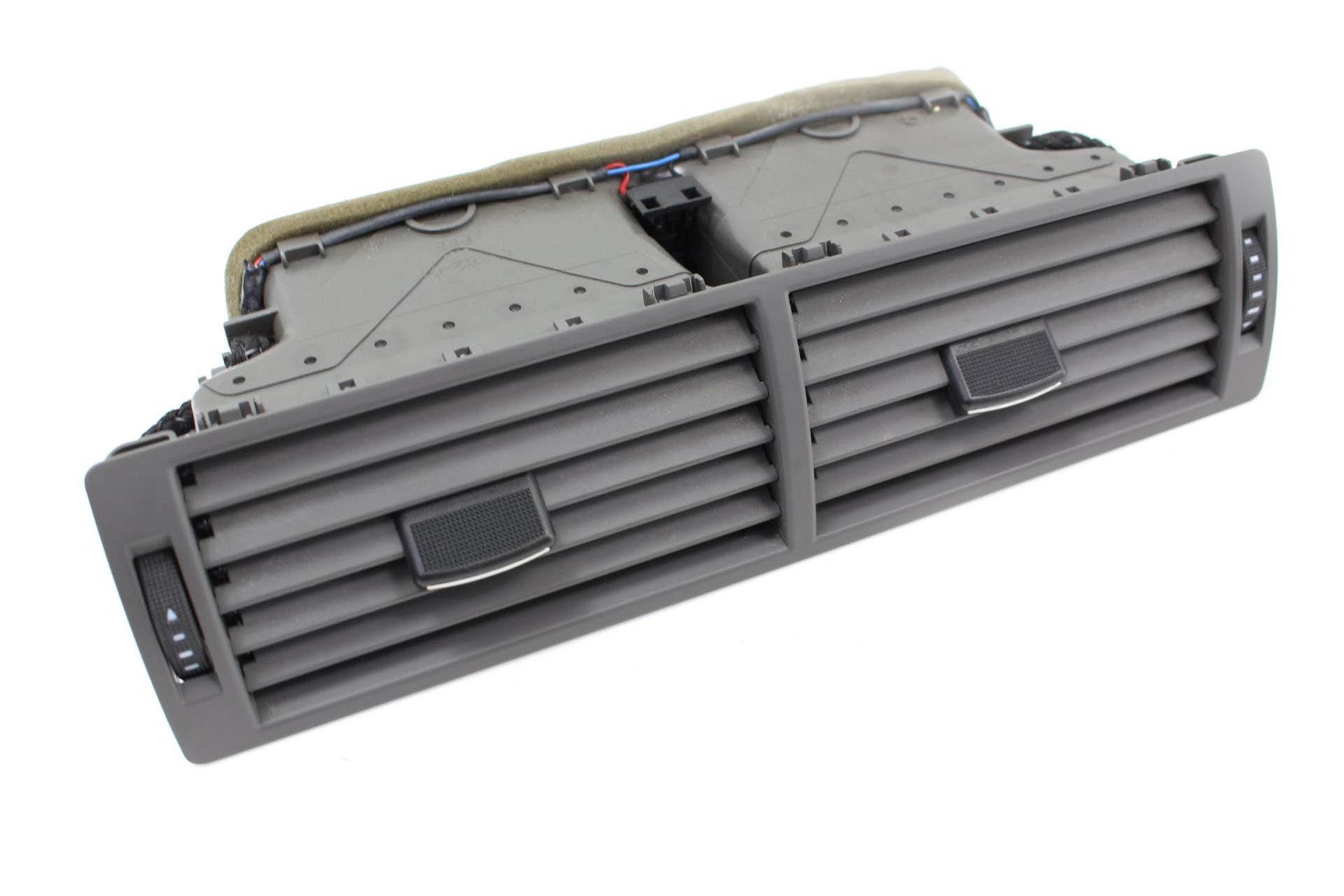 Torpido Havalandırma Izgarası - Orta - Audi A4 - 2001