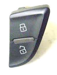 Merkezi Kilit Düğmesi - Audi A4,A5