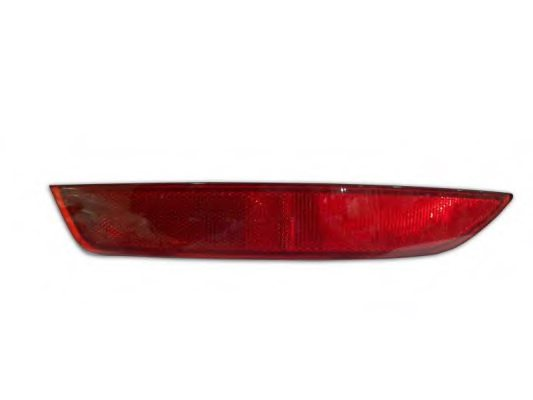 Arka Tampon Reflektörü Sağ - Volkswagen - Jetta 2012 >
