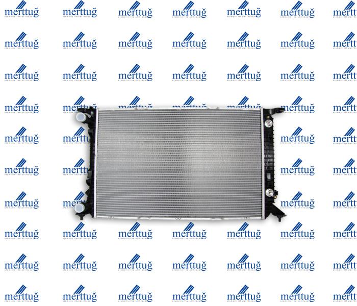 Radyatör - Audi A4 - A5 - Q5