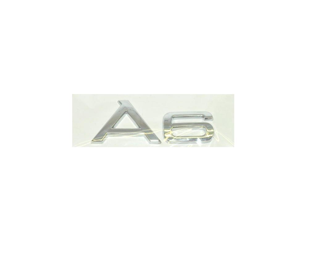 A6 Yazı  -  Audi A6