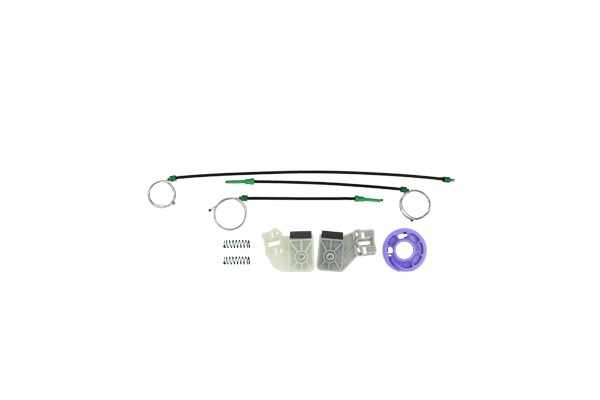 Cam Kriko Teli Ön Sol Set- Yeni Model Polo İki Kapı