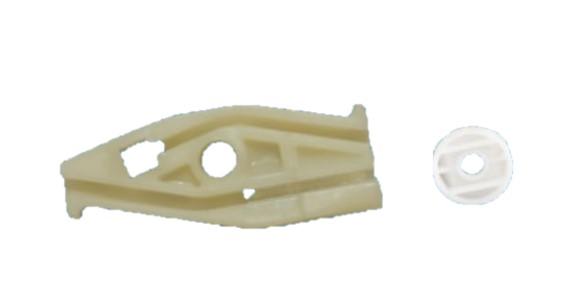 Cam Kriko Plastiği Arka Sol - Beetle Cabrio