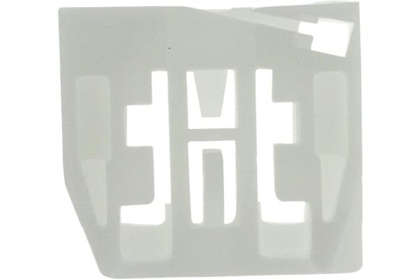 Cam Kriko Plastiği Ön Arka Sol - Yeni Model Skoda Octavia