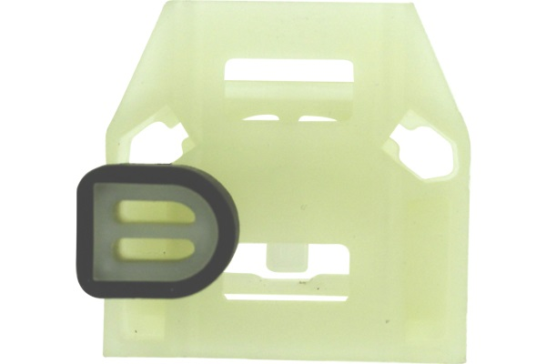 Cam Kriko Plastiği Ön Sağ - Yeni Model Seat Toledo