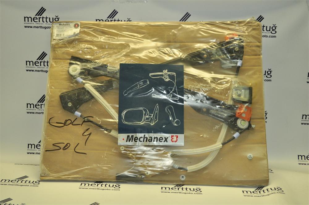 Cam Mekanizması Sol -  Golf 4 - Bora