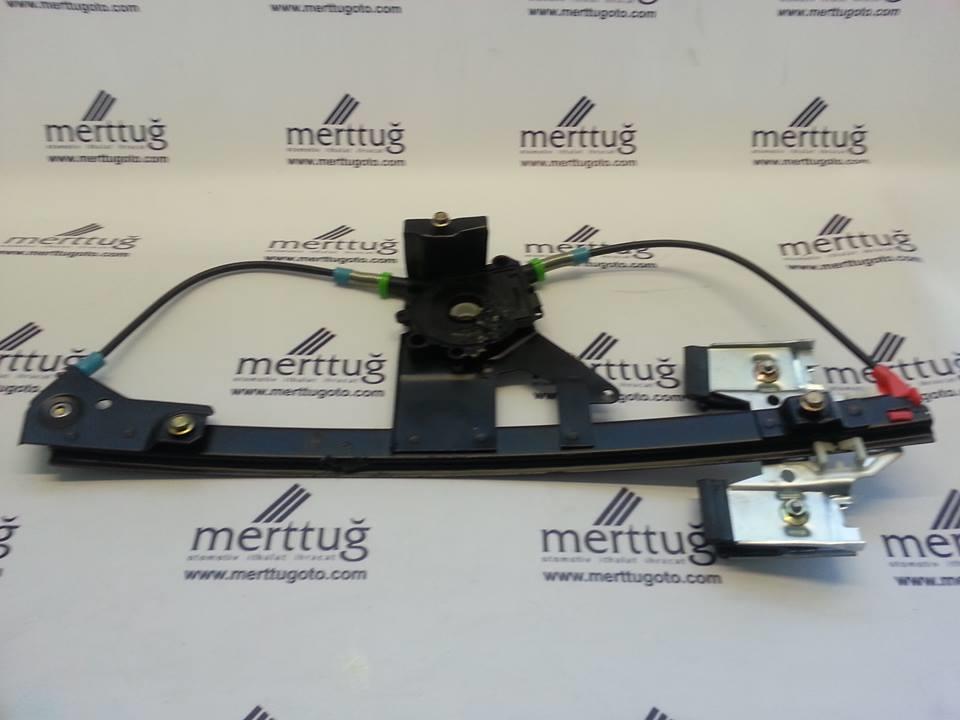 Cam Mekanizması Sol Arka Elektrikli - Golf 3