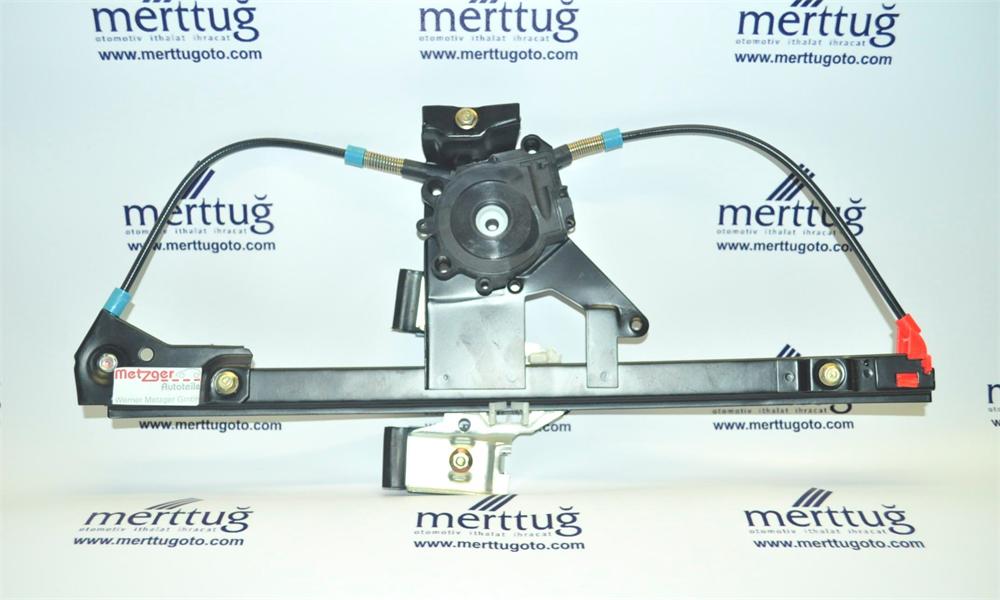 Cam Mekanizması Sol Arka Elek Tip - Golf 3