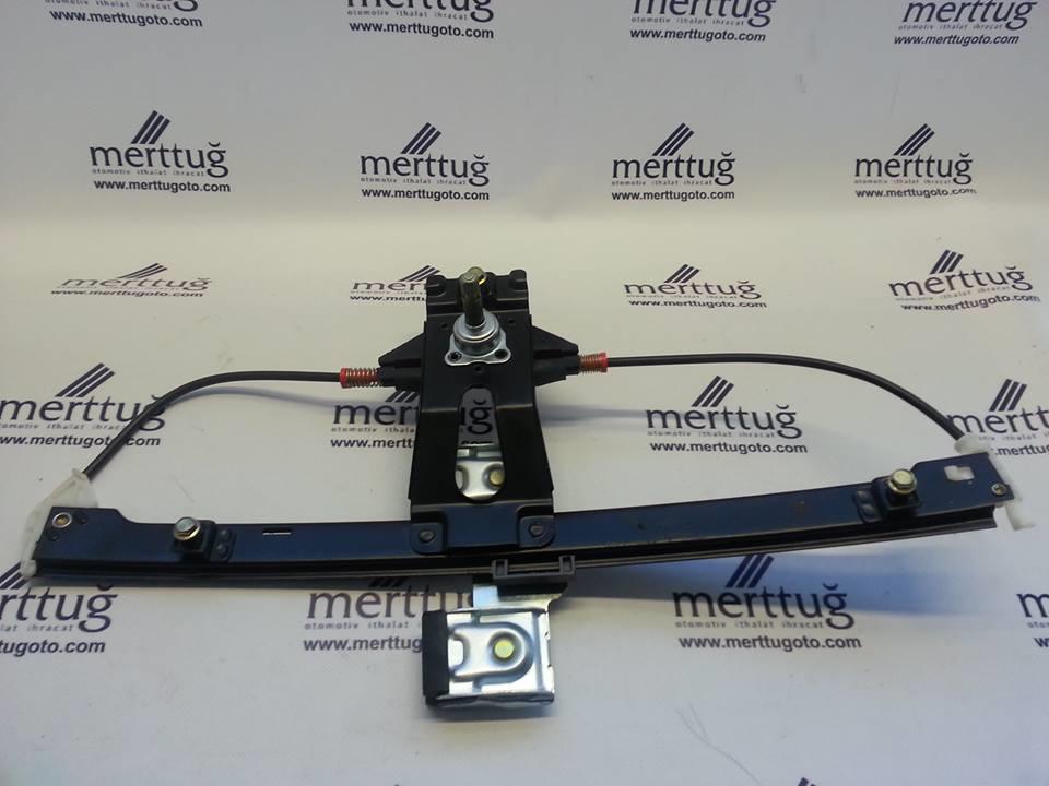 Cam Mekanizması Sol Arka - Golf 3