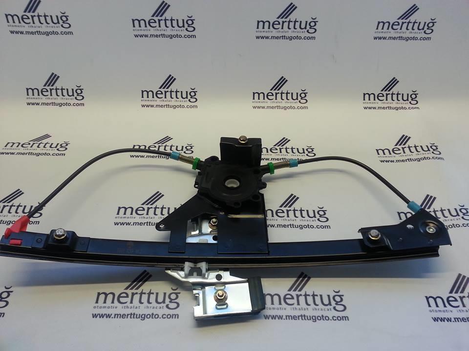 Cam Mekanizması Sağ Arka Elektrikli - Golf 3