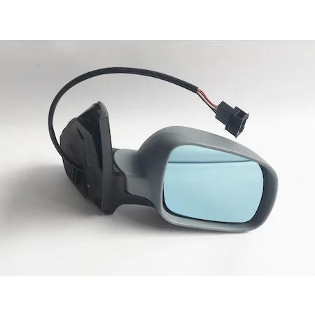 Sağ Ayna Komple Kısa Tip - Bora - Golf4